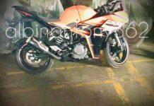 KTM RC390 Baru