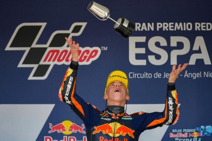 Moto3 Spanyol 2021