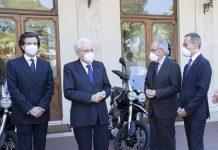 Moto Guzzi Presiden Italia