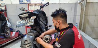 Perawatan Sepeda Motor