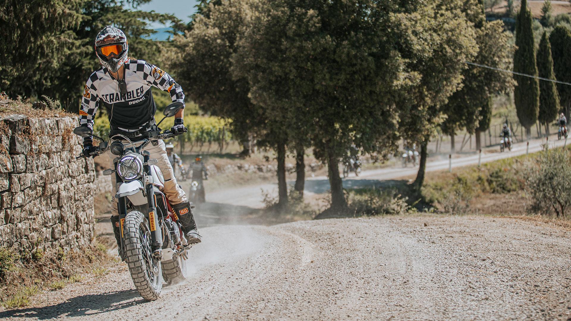 Ducati Scrambler Days of Joy