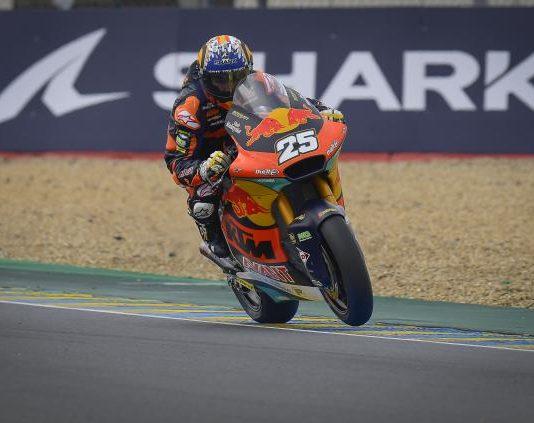 QTT Moto2 2021 Perancis