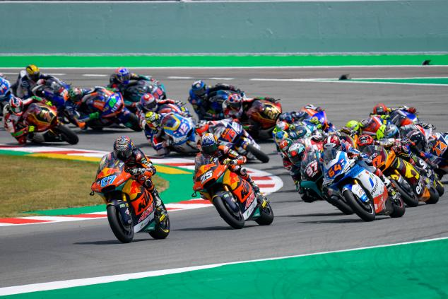 Moto2 2021 Katalunya