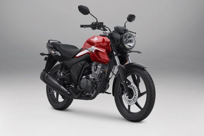 Facelift Honda CB150 Verza
