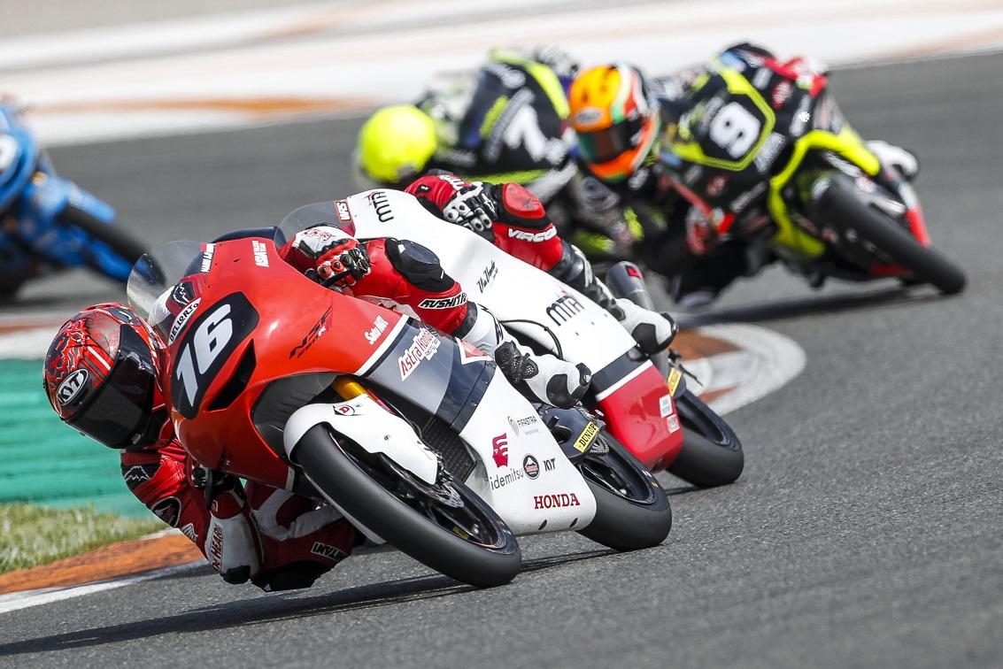FIM CEV Moto3 Barcelona