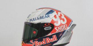 Helm Baru Marquez Jerman
