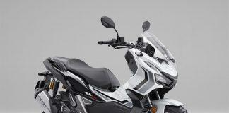 Honda ADV150 Loss White