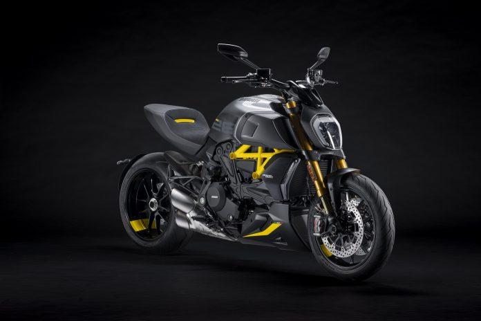 Ducati Diavel 1260 MY2022
