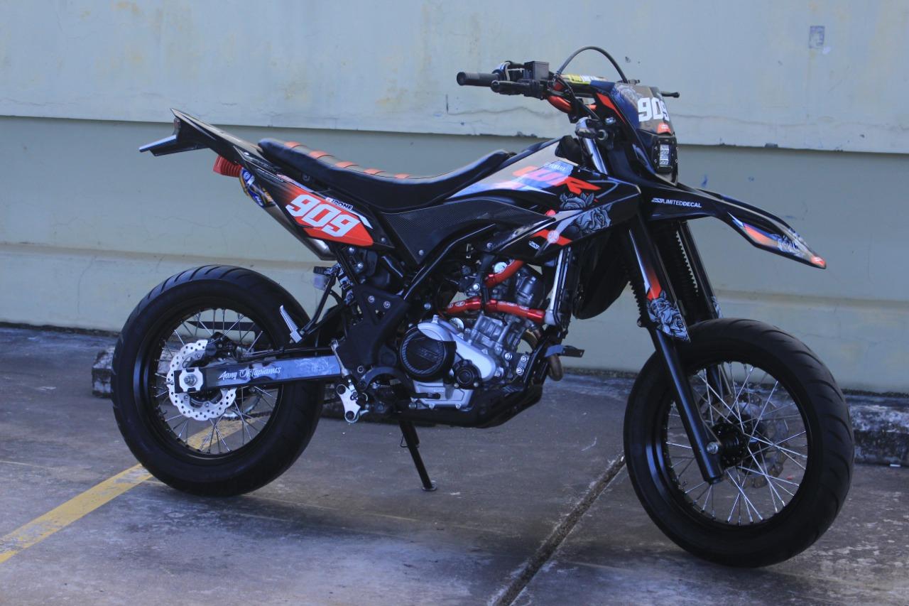 Yamaha Motor Show Palembang
