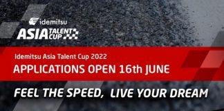 Pendaftaran Asia Talent Cup