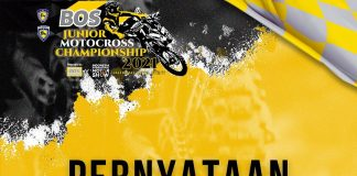 Plan BOS Junior Motocross