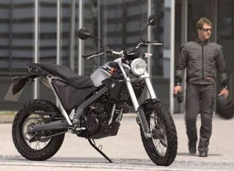 Bakal BMW Motorrad F750R