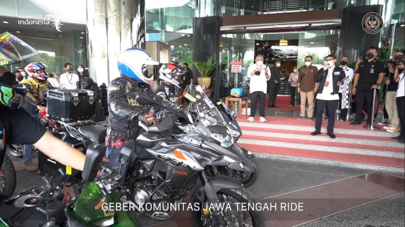 Wonderful Ride Sandiaga Uno