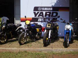 XSR 155 Motoride