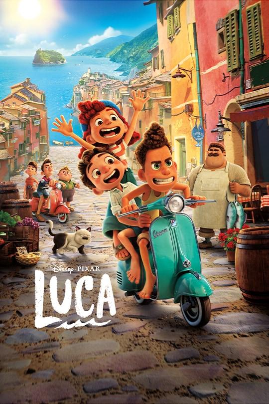 Vespa Film Luca