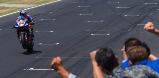 Race2 WorldSBK 2021 Misano