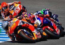 Raja Crash MotoGP 2021
