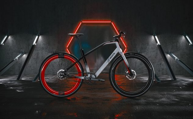 E-bike Pertama MV Agusta