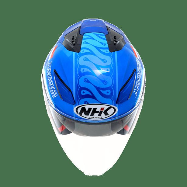 Helm NHK Mandalika Replika
