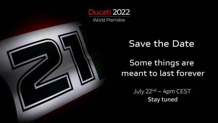 Ducati World Premiere 2022