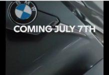 E-Scooter Baru BMW