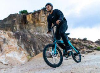 Fiido X E-Folding Bike