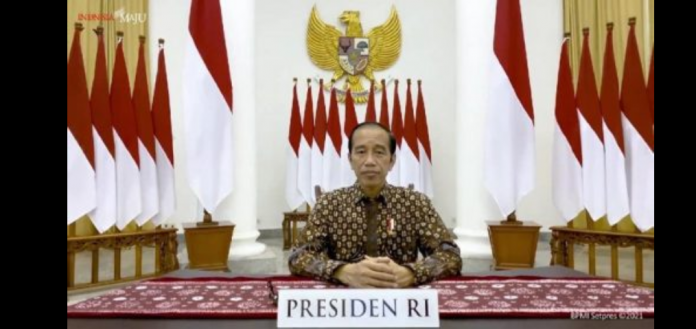 Jokowi Perpanjang PPKM Darurat