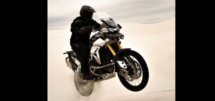 Triumph Akan Membuat Motocross