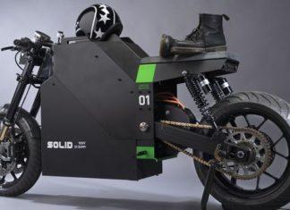 Solid EV Rides CRS-01