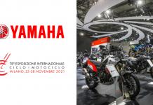 Yamaha EICMA 2021