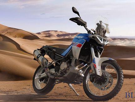 Foto Aprilia Tuareg 660